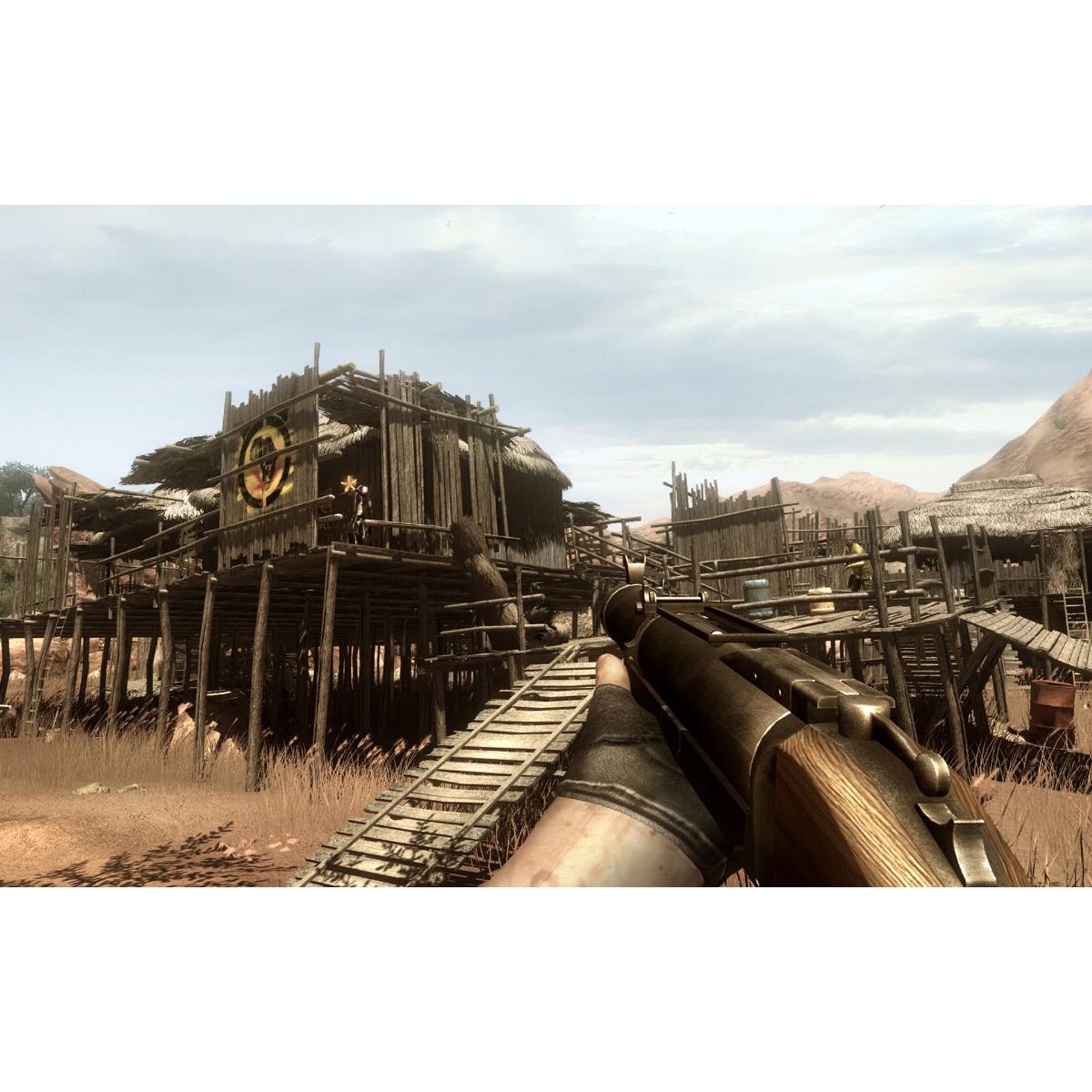 Joc Far Cry 2 - Essentials pentru PlayStation 3 2