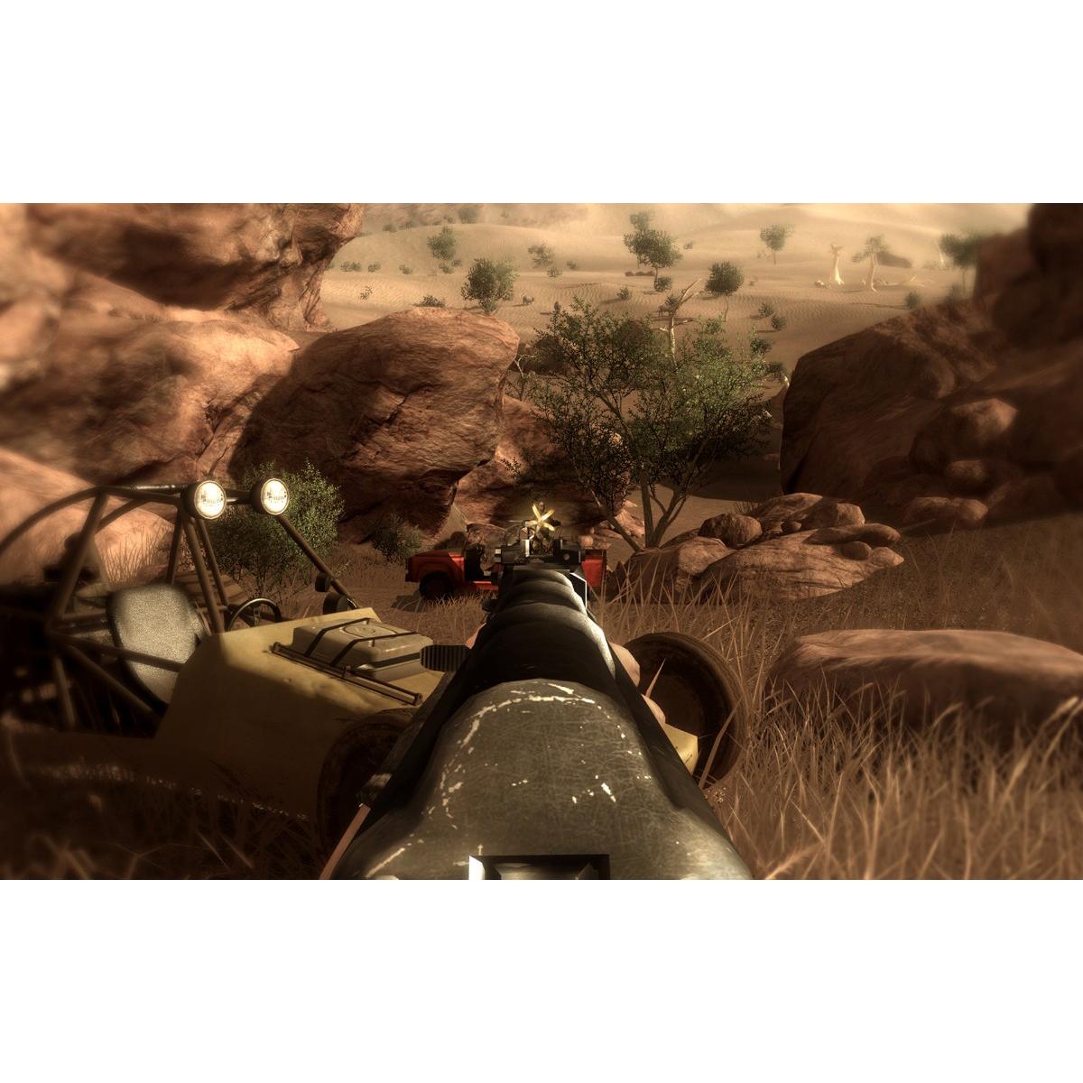 Joc Far Cry 2 - Essentials pentru PlayStation 3 4