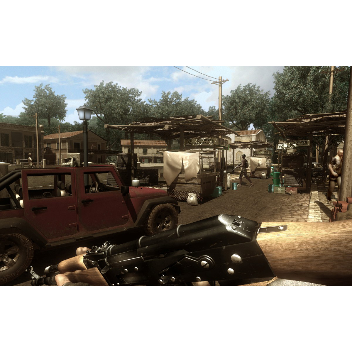 Joc Far Cry 2 - Essentials pentru PlayStation 3 6