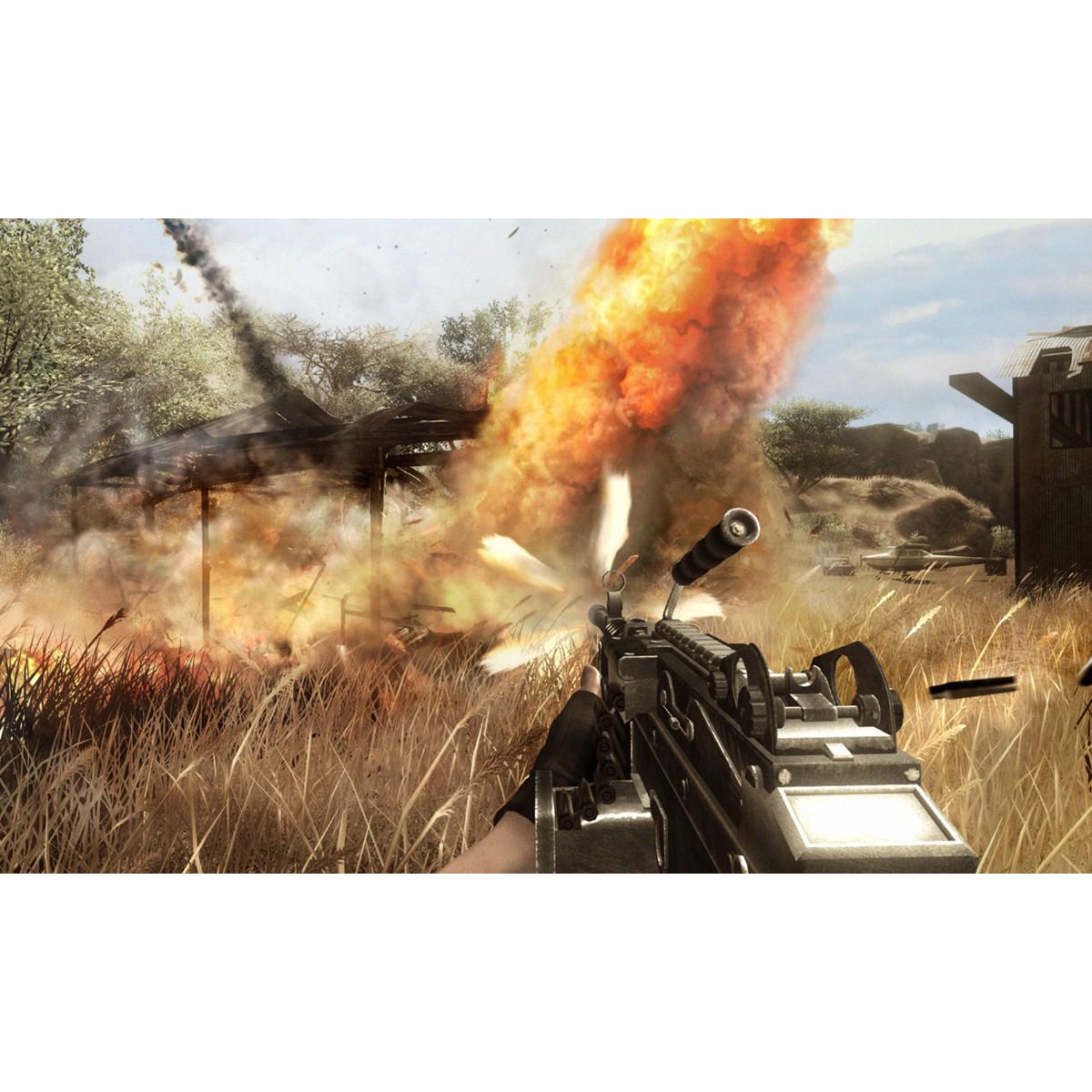 Joc Far Cry 2 - Essentials pentru PlayStation 3 1