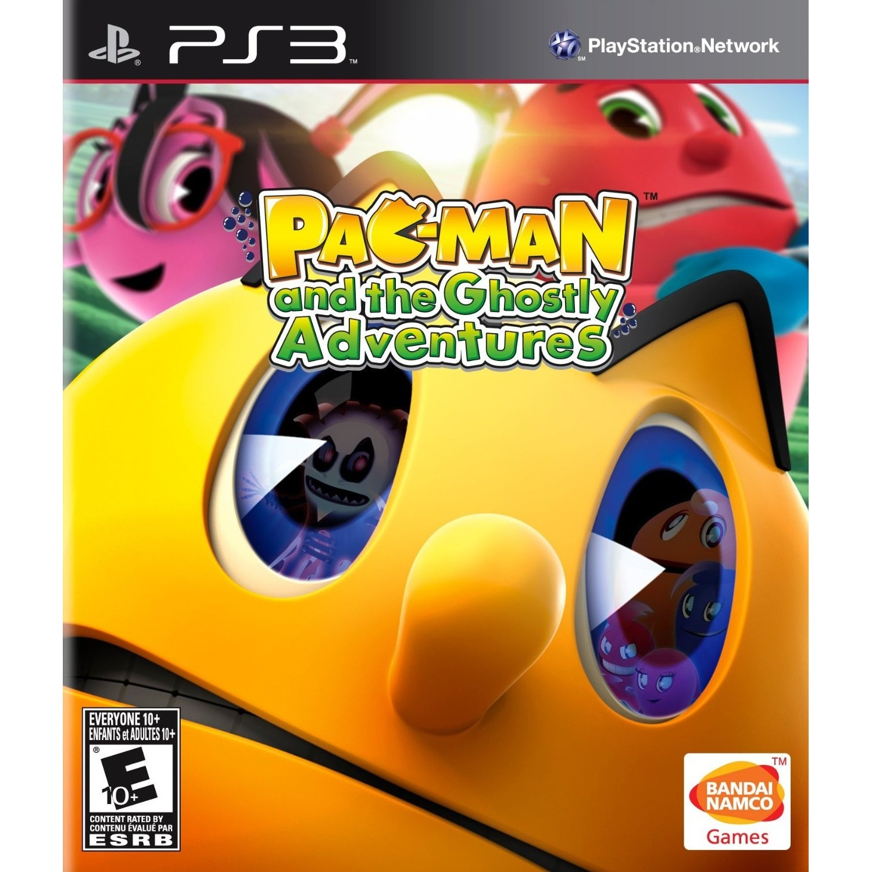 Joc Pac-man And The Ghostly Adventures pentru PS3 0