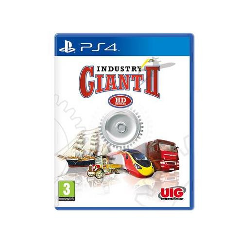 Joc Industry Giant 2 Hd Remake Ps4 0