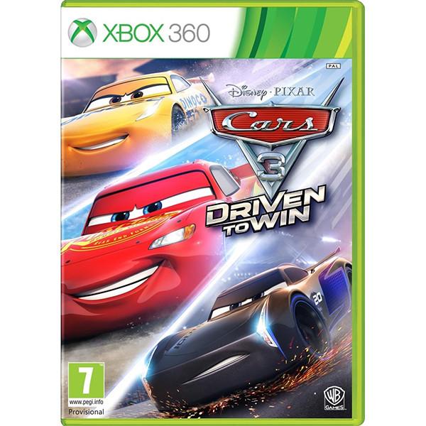 Joc Cars 3 Driven To Win pentru Xbox360 0