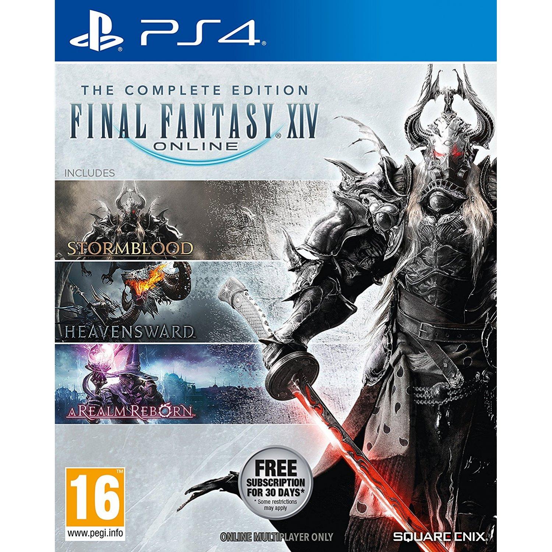Joc Final Fantasy XIV Online Complete Edition pentru PlayStation 4 0