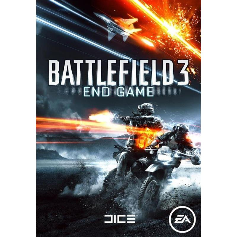 Joc Battlefield 3 End Game Expansion Pc 0