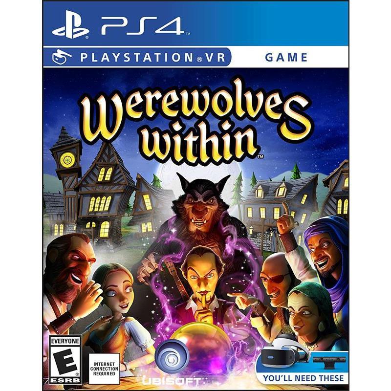 Joc Werewolves Within (Psvr) Ps4 0