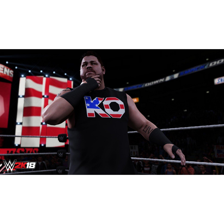 Joc WWE 2K18 pentru PlayStation 4 4