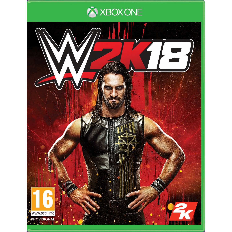 Joc WWE 2K18 pentru Xbox One 0