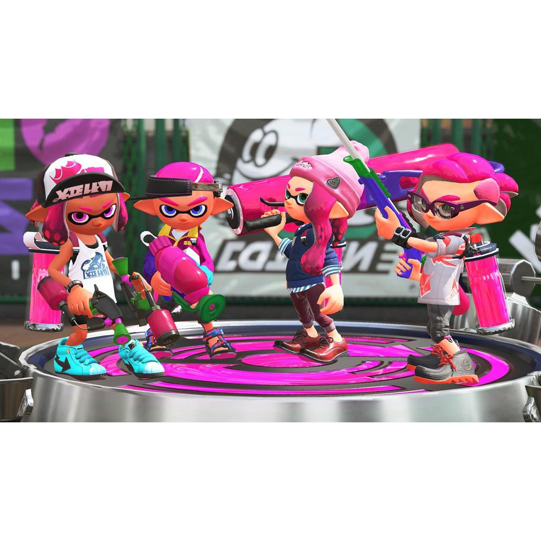 Joc Splatoon 2 pentru Nintendo Switch 14