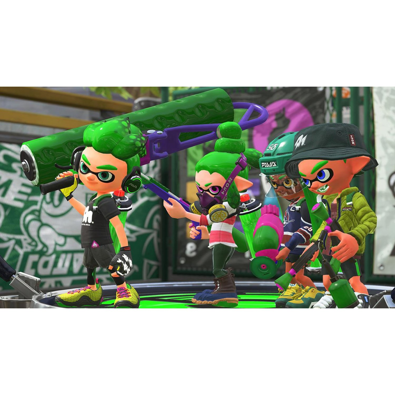Joc Splatoon 2 pentru Nintendo Switch 13