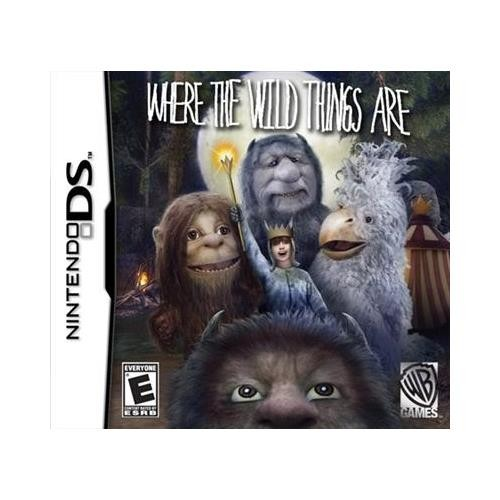 Where The Wild Things Are Nintendo Ds 0