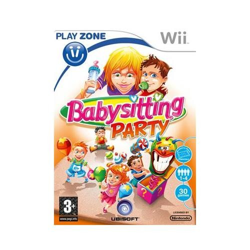 Babysitting Party Nintendo Wii 0