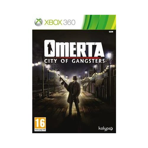 Omerta City Of Gangsters Xbox360 0
