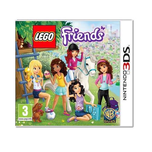 Joc Lego Friends Nintendo 3Ds 0