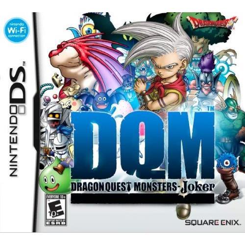 Joc Dragon Quest Monsters Joker Nintendo Ds 0