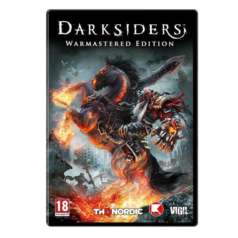 Joc Darksiders Warmastered Edition Pc 0