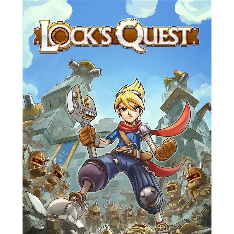 Joc Lock's Quest Pc 0