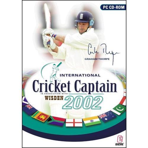 Joc Cricket Captain 2002 Pc 0