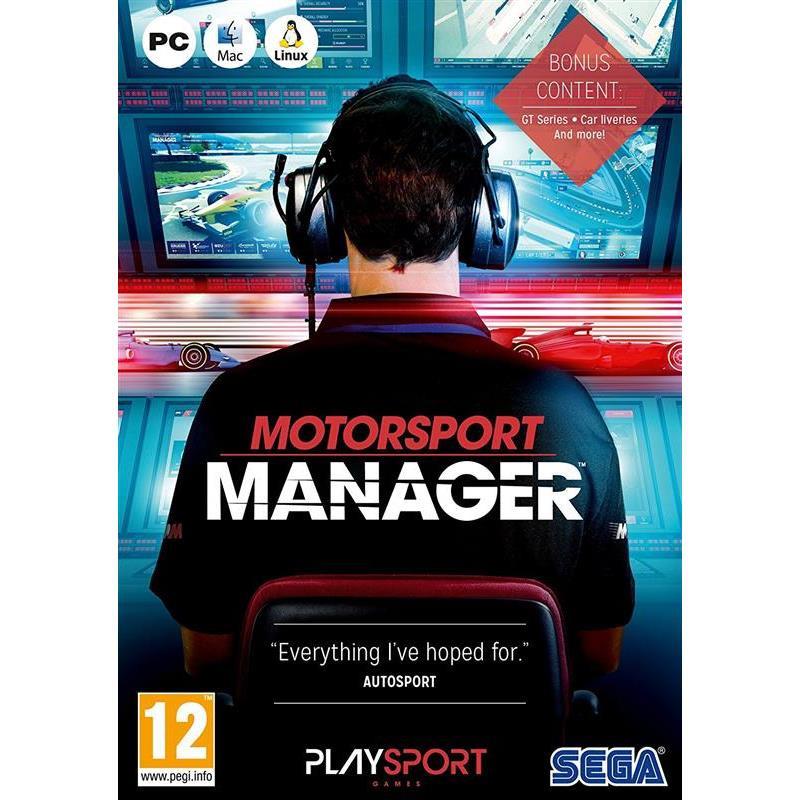 Joc Motorsport Manager Pc 0