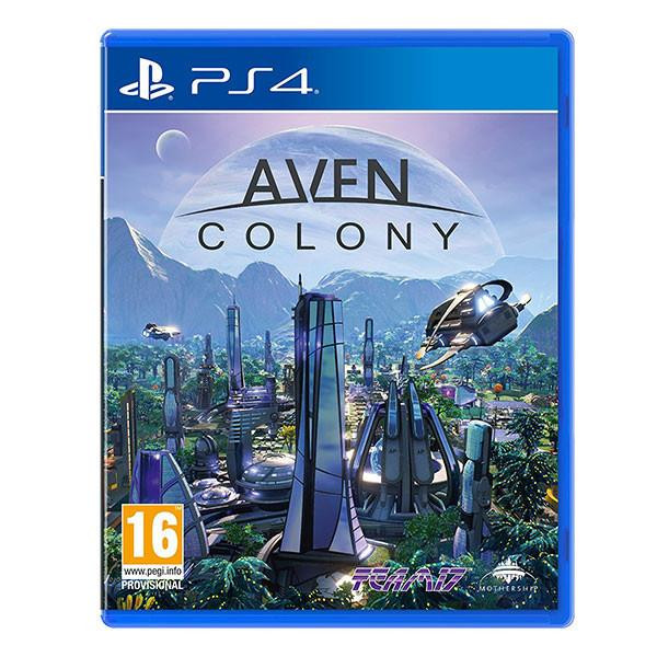 Joc Aven Colony Ps4 0