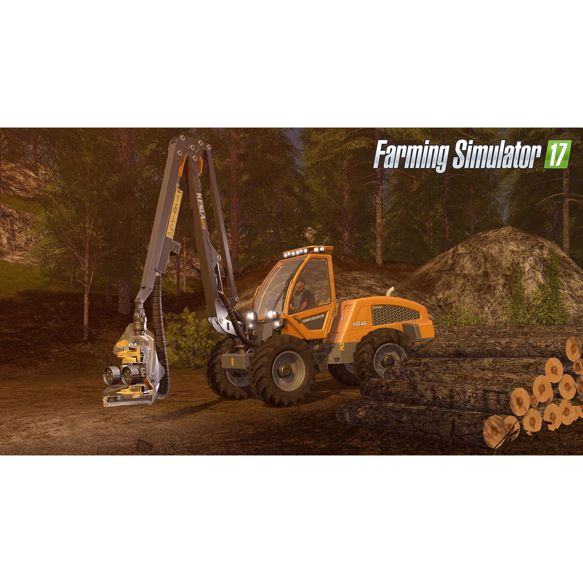Farming simulator 17 Platinum edition, Xbox One 6