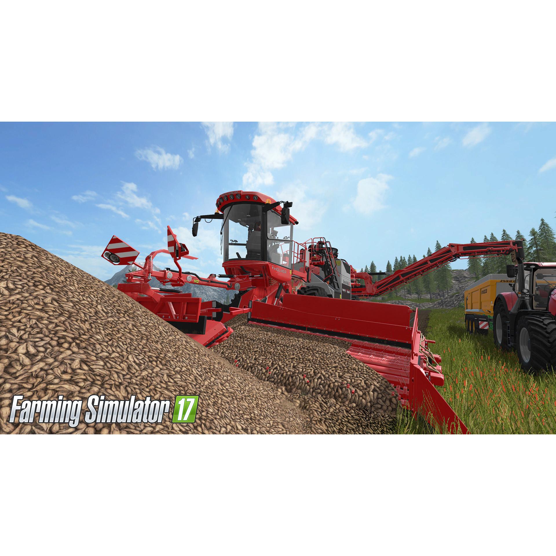 Farming simulator 17 Platinum edition, Xbox One 4
