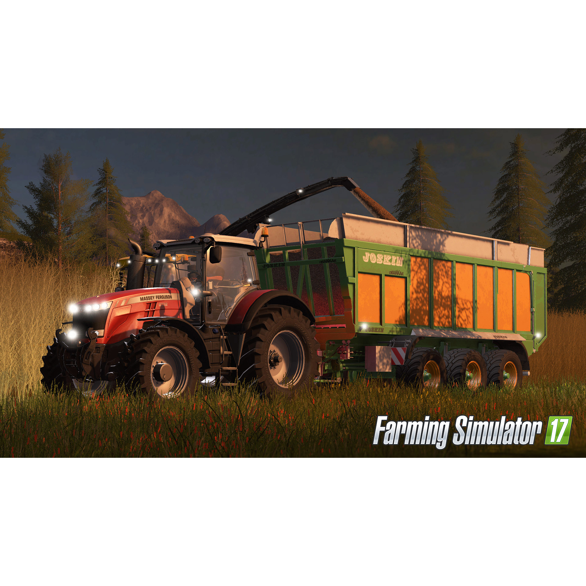 Farming simulator 17 Platinum edition, Xbox One 5