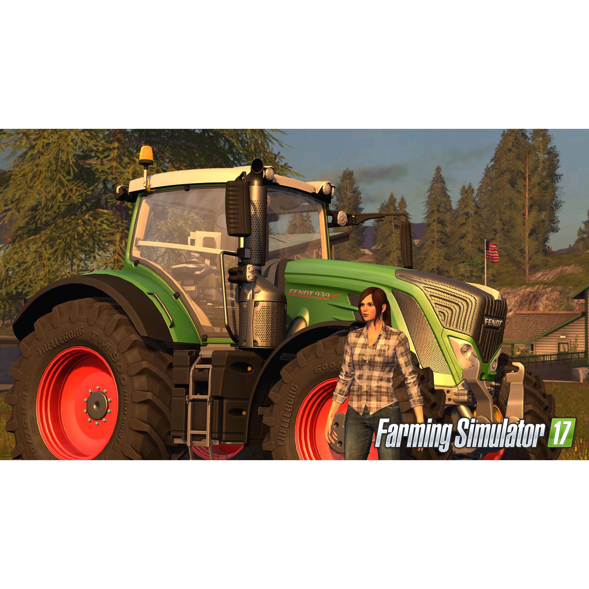Farming simulator 17 Platinum edition, Xbox One 7