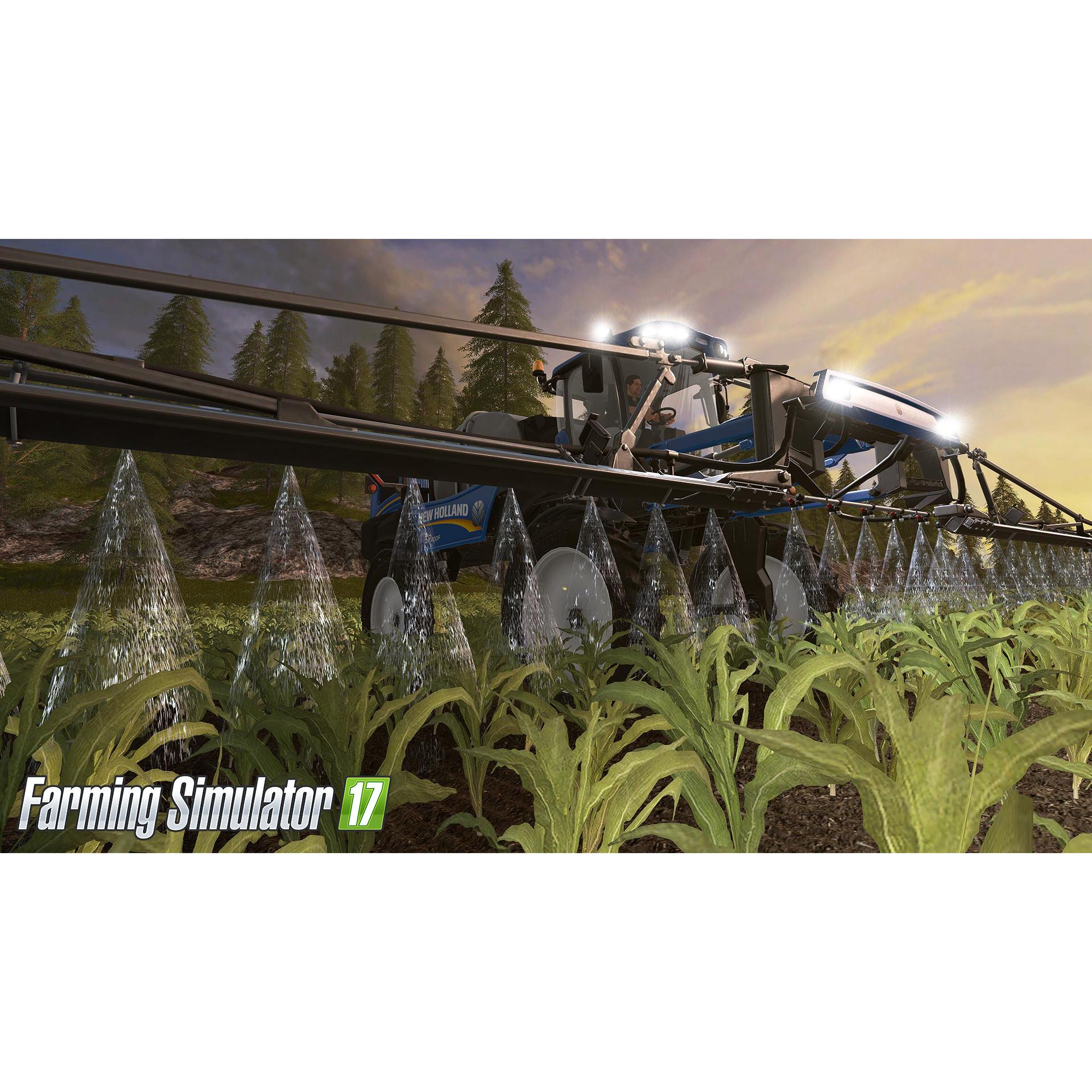 Farming simulator 17 Platinum edition, Xbox One 1