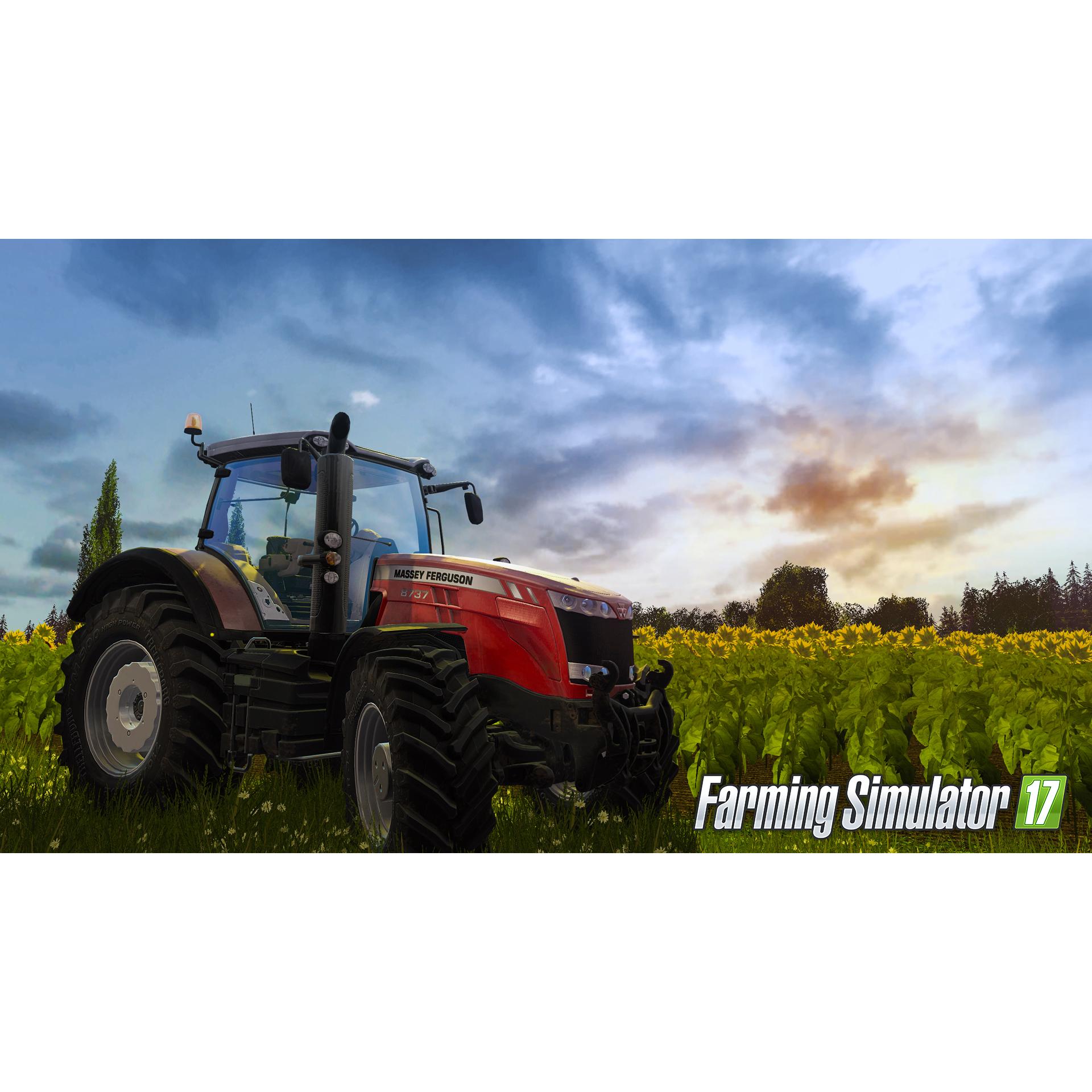 Farming simulator 17 Platinum edition, Xbox One 11