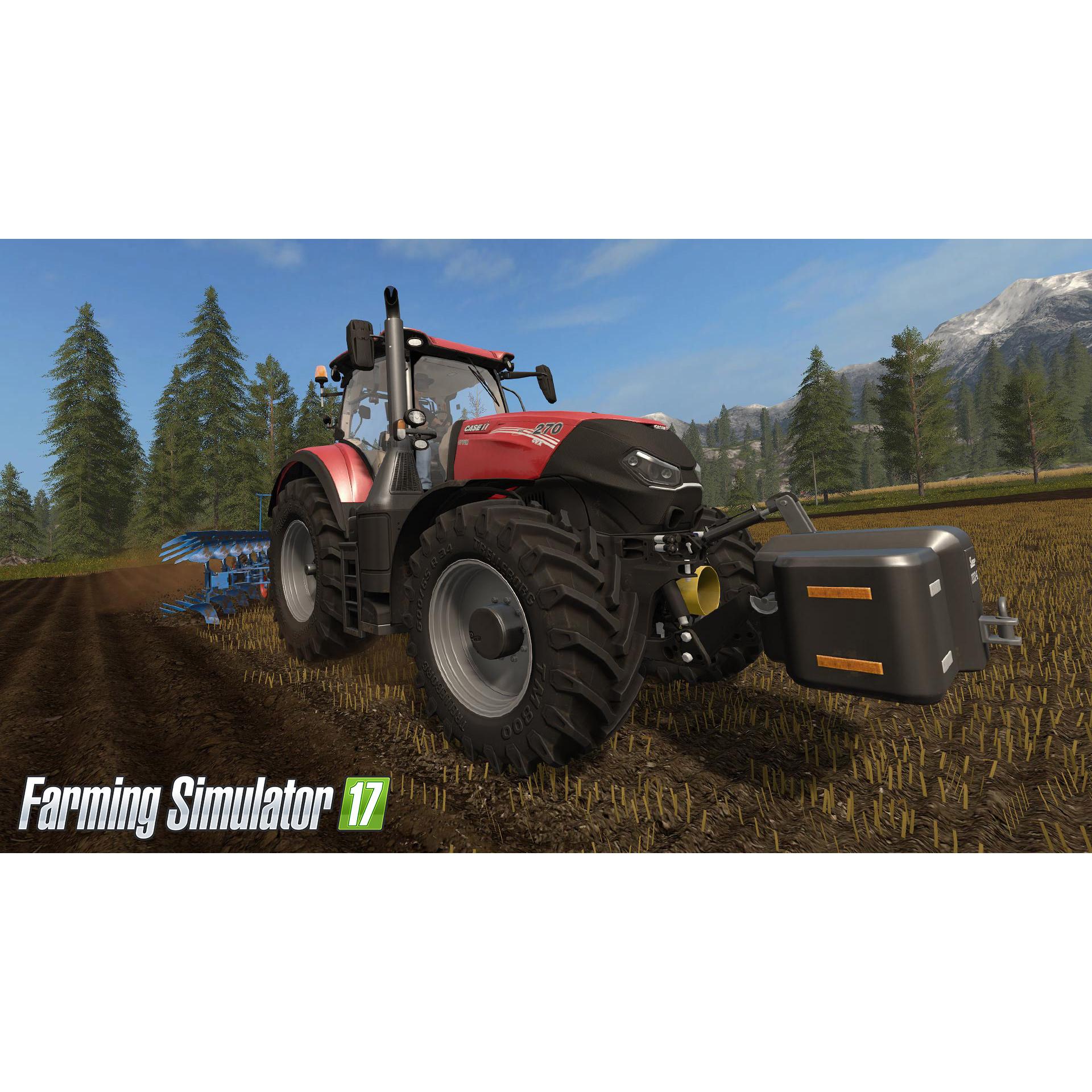 Farming simulator 17 Platinum edition, Xbox One 2
