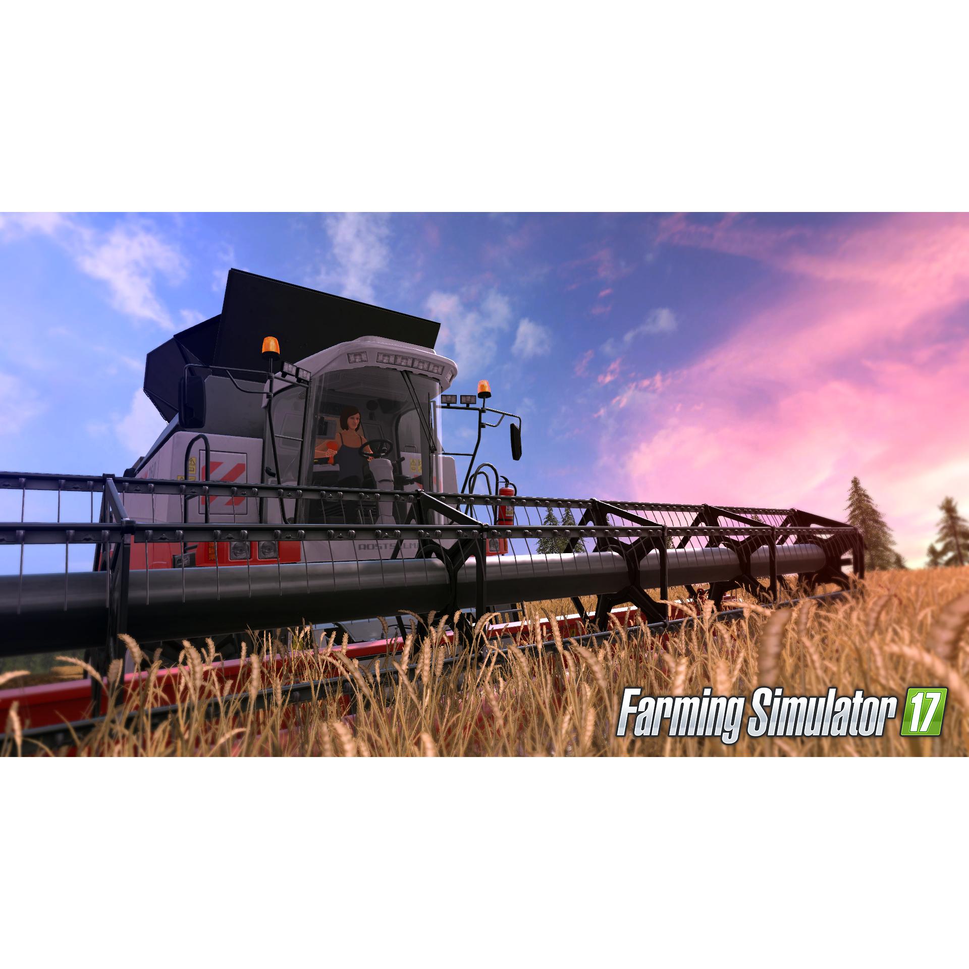 Farming simulator 17 Platinum edition, Xbox One 8