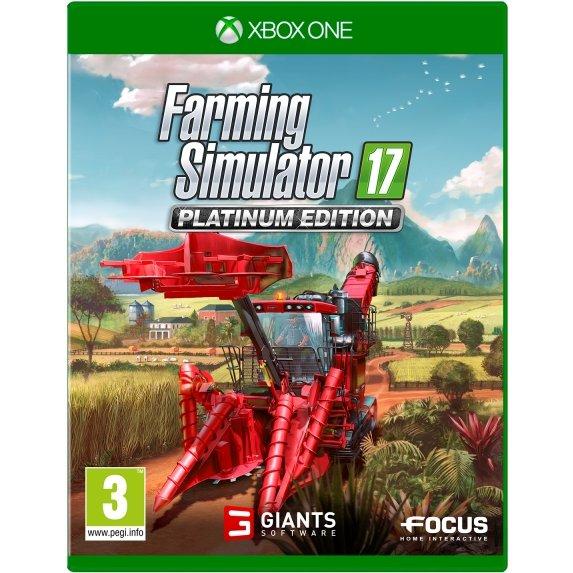 Farming simulator 17 Platinum edition, Xbox One 12