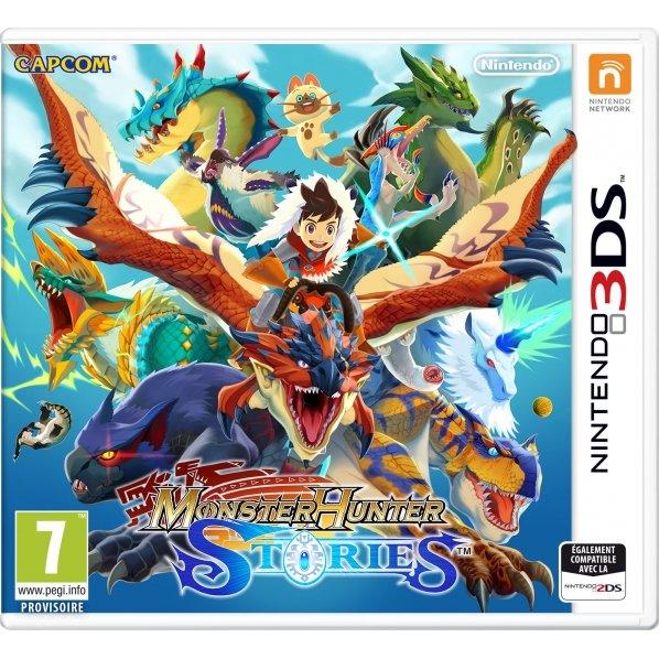 Joc Monster Hunter Stories pentru Nintendo 3DS 0