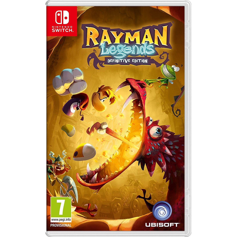 Joc Rayman Legends Definitive Edition pentru Nintendo Switch 0