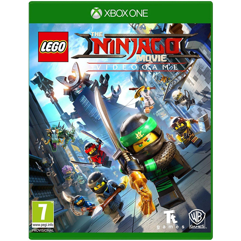 Joc Lego Ninjago Movie pentru Xbox One 0