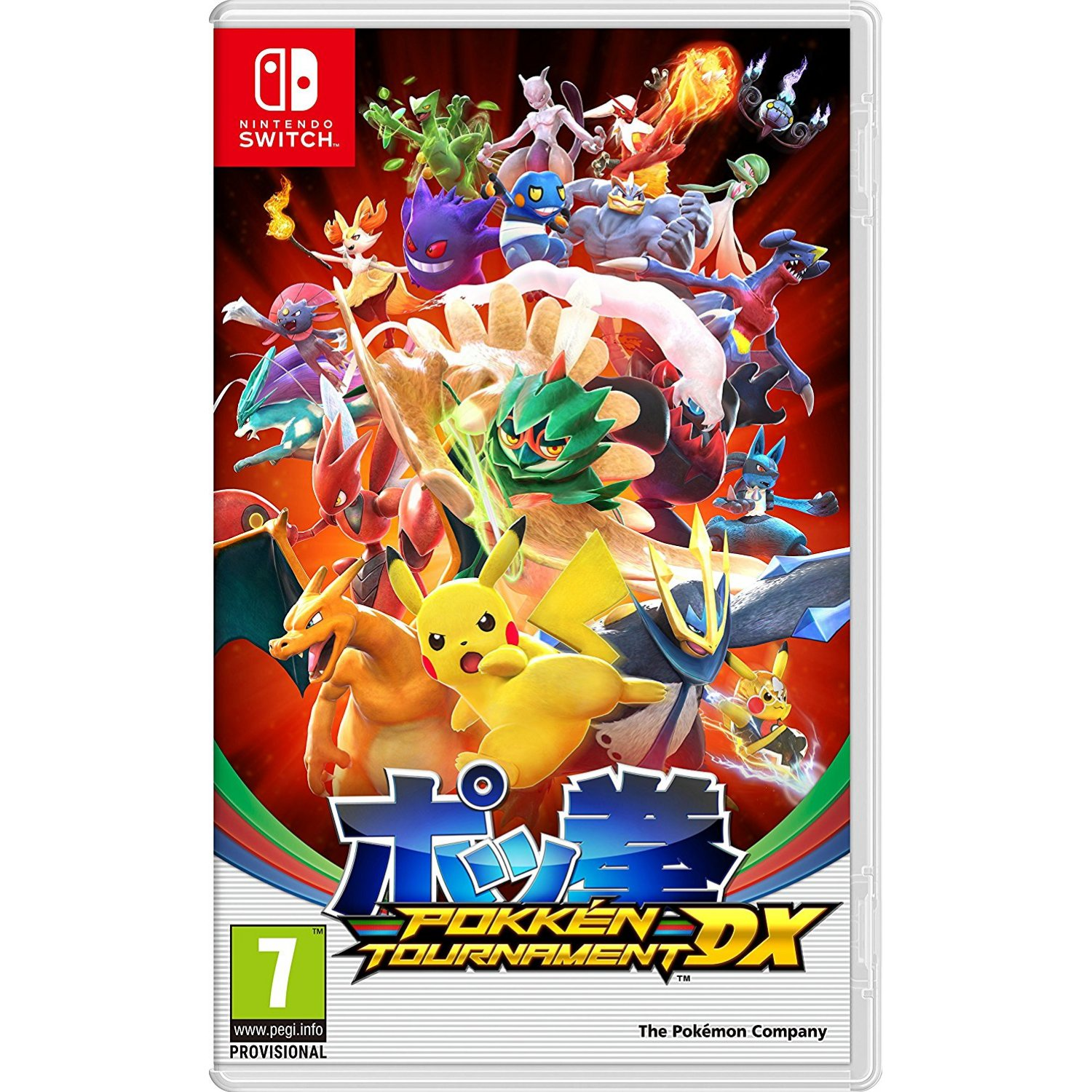 Joc Pokken Tournament Dx pentru Nintendo Switch 0