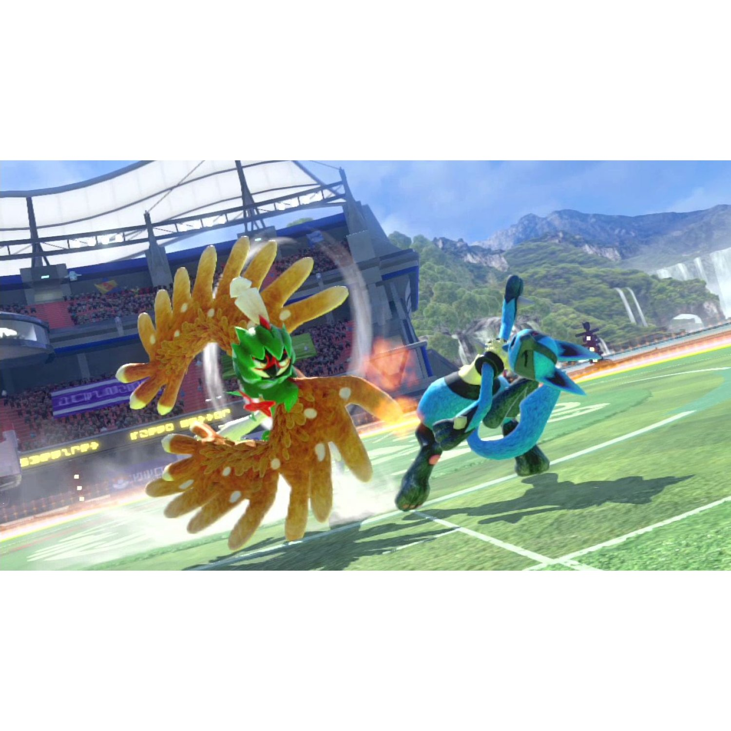 Joc Pokken Tournament Dx pentru Nintendo Switch 2