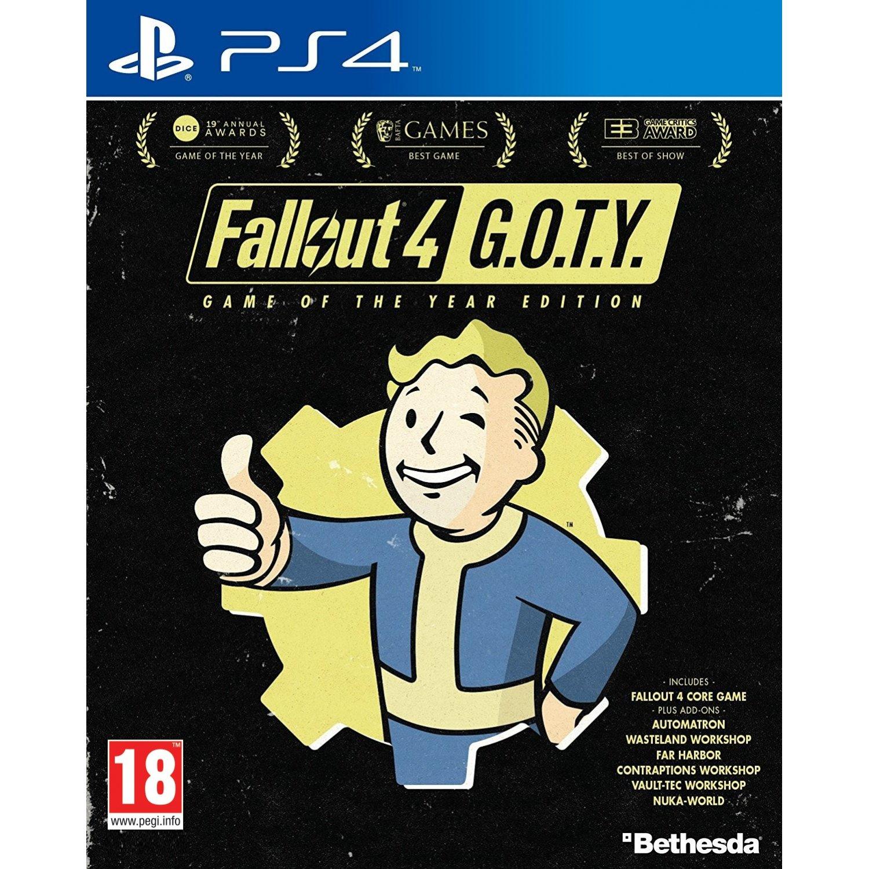 Joc Fallout 4 Goty pentru PlayStation 4 0