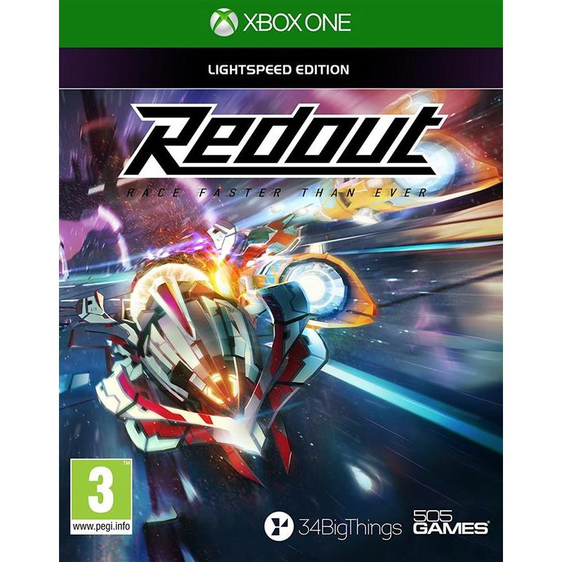 Joc Redout Lightspeed Edition Xbox One 0