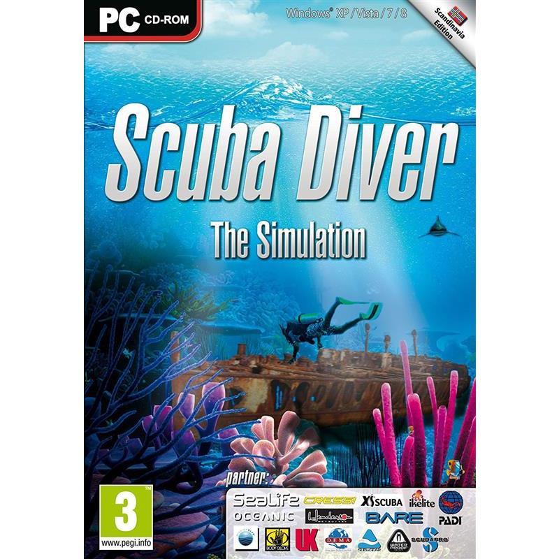 Joc Scuba Diver The Simulation Pc 0