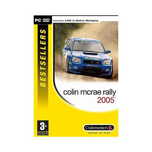 Joc Colin Mcrae Rally 2005 Pc 0