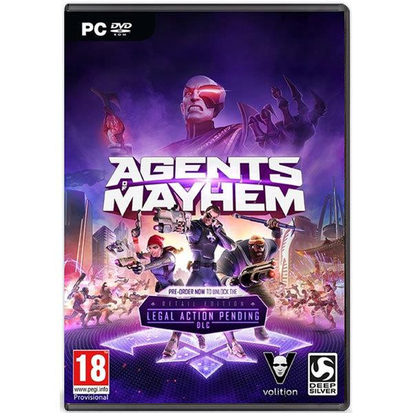 Joc Agents Of Mayhem Pc 0