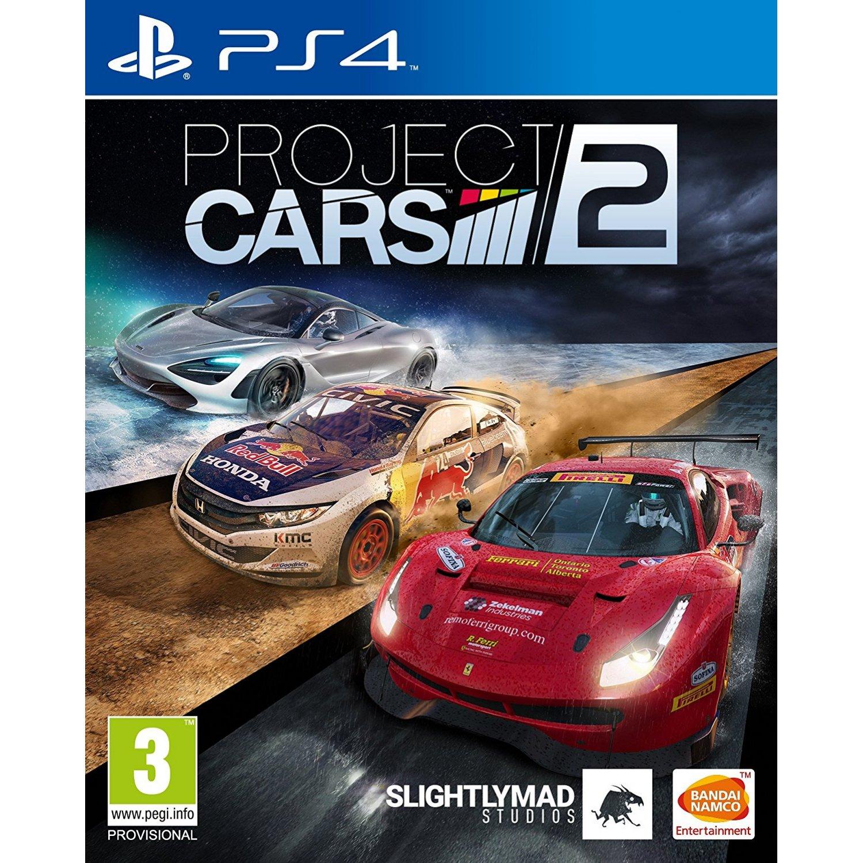 Joc Project Cars 2 PS4 0