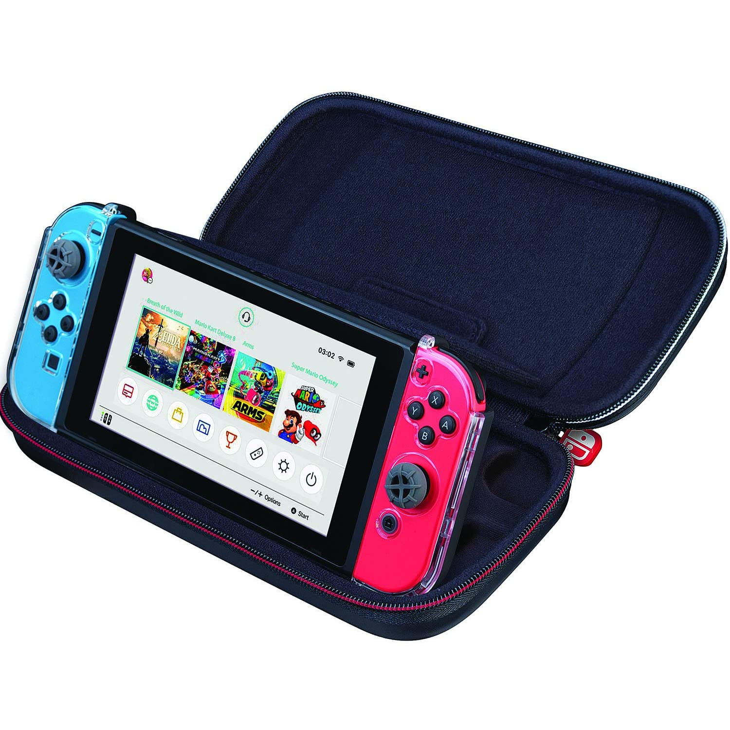 Husa Officially Licensed Game Traveller Deluxe Travel Case Nintendo Switch 6