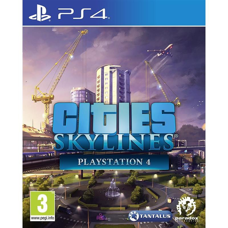 Joc Cities Skylines Ps4 0
