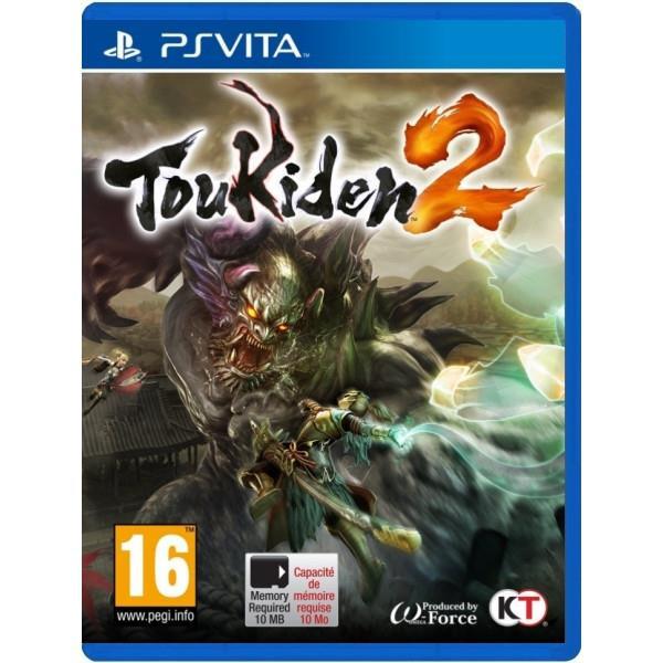 Joc Toukiden 2 Ps Vita 0