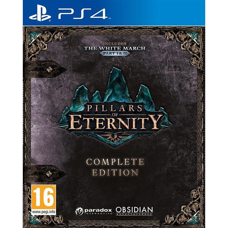 Joc Pillars Of Eternity Complete Edition Ps4 0