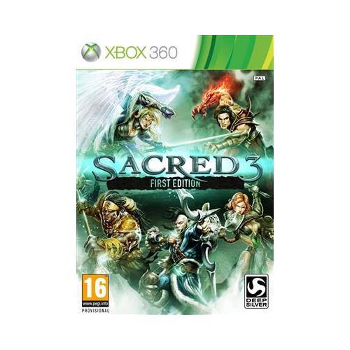 Sacred 3 Xbox360 0