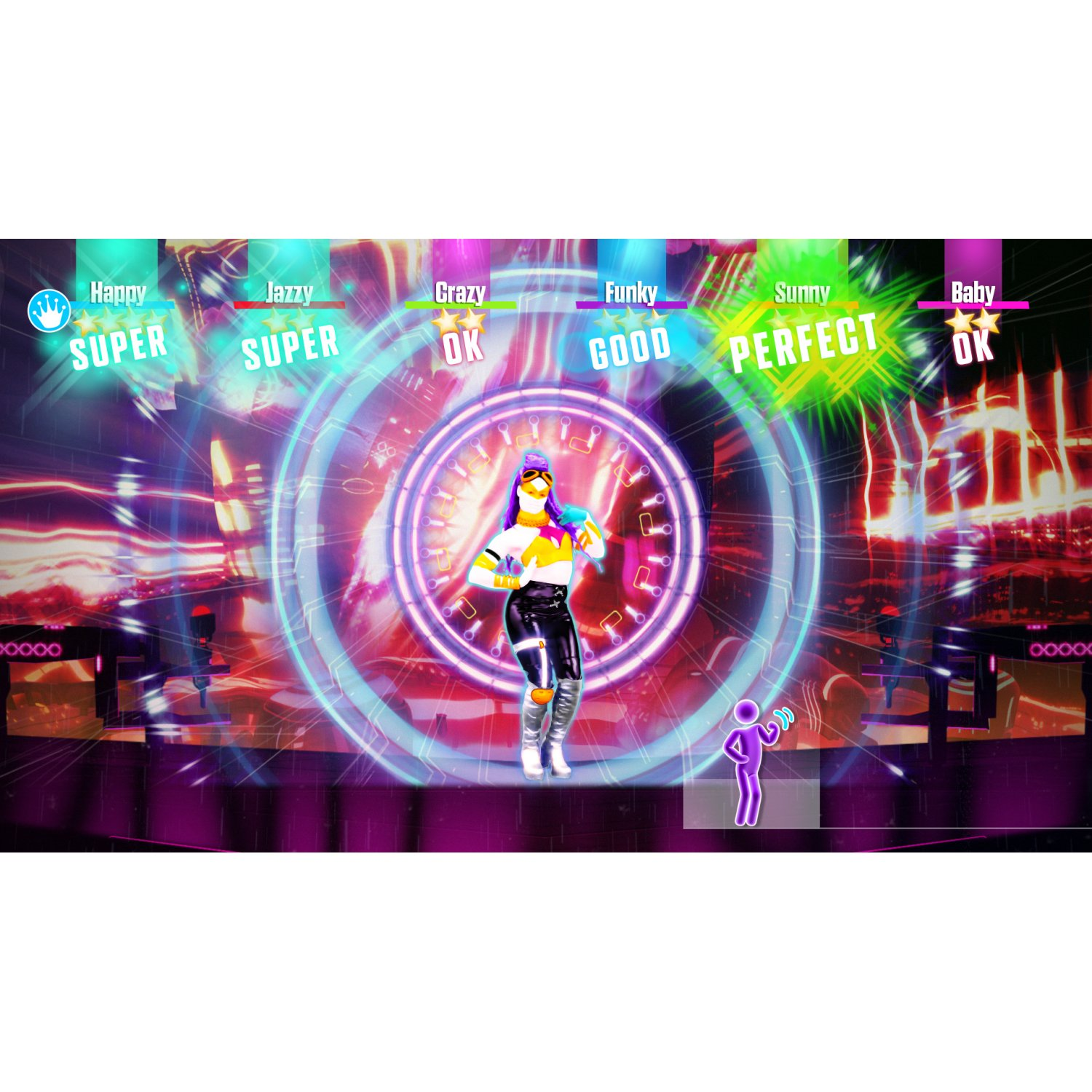 Joc Just Dance 2018 Switch 11
